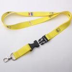 polyester lanyard-sublimation
