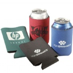 neoprene foldable can cooler/stubby holder/kooize